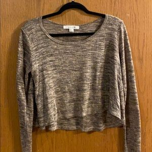 Forever 21 Taupe Sweater
